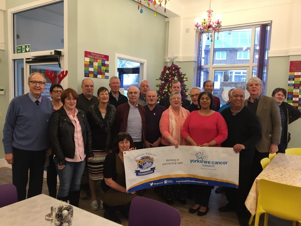Leeds Prostate Cancer Support Group